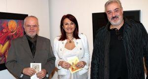 Αγρίνιο: Εγκαίνια έκθεσης Γιώργου Κόρδη (Φωτό)