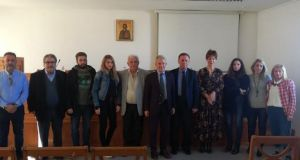 Συνεχίζει τις μετεκλογικές του συναντήσεις ο Κ. Σπηλιόπουλος