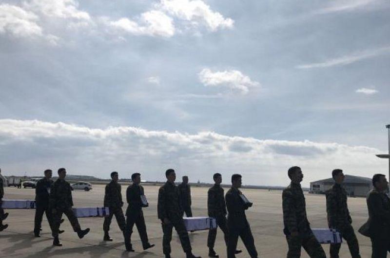 Κύπρος: Παραδίδονται την Πέμπτη τα λείψανα έξι πεσόντων και αγνοουμένων του 1974