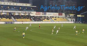 SL1: Στο Αγρίνιο ο Π.Α.Ο.Κ. μετράει οκτώ διαδοχικές νίκες