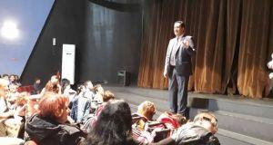 Αγρίνιο: «Πιο Δυνατός κι από τονΣούπερμαν» – Τα λόγια του…