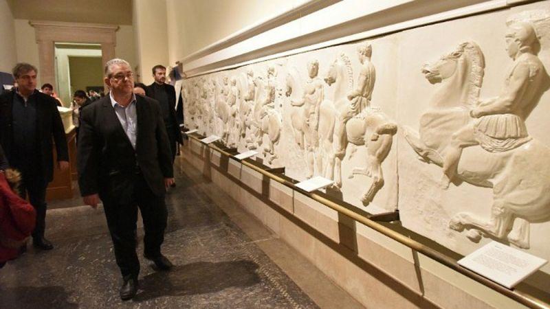 Κουτσούμπας: Να επιστρέψουν στην κοιτίδα τους, την Αθήνα τα γλυπτά του Παρθενώνα
