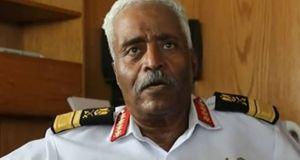 Η ανάρτηση Λίβυου ναυάρχου στα ελληνικά για προδότες