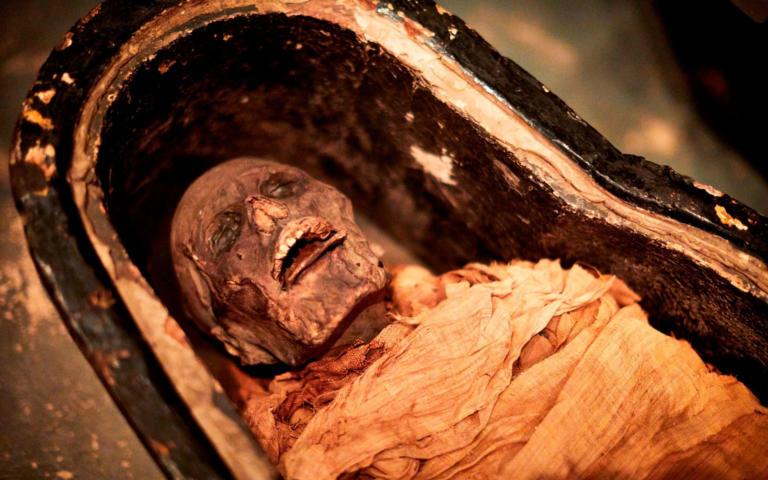Η μούμια… μίλησε! – Ακούστε τη φωνή Αιγύπτιου ιερέα 3.000 χρόνια μετά το θάνατό του!