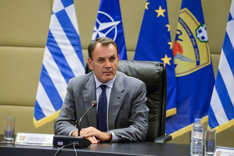 Παναγιωτόπουλος για Τουρκία: Εξετάζουμε όλα τα σενάρια και αυτό της στρατιωτικής εμπλοκής