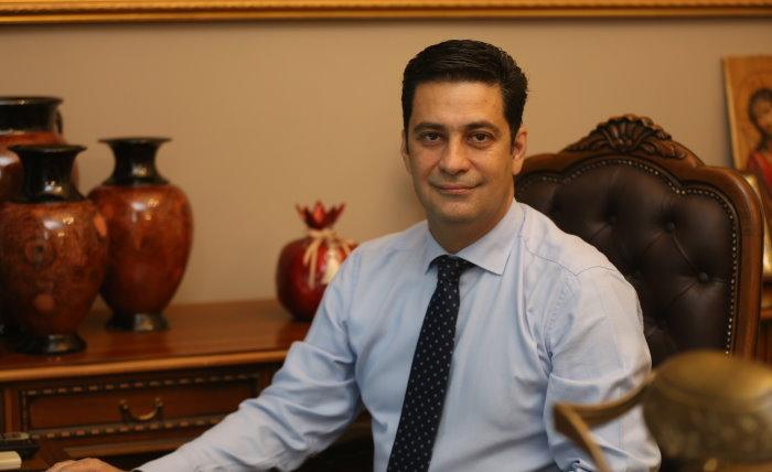 Ο Γ. Παπαναστασίου Πρόεδρος της Επιτροπής Περιβάλλοντος και Ενέργειας της Κ.Ε.Δ.Ε.