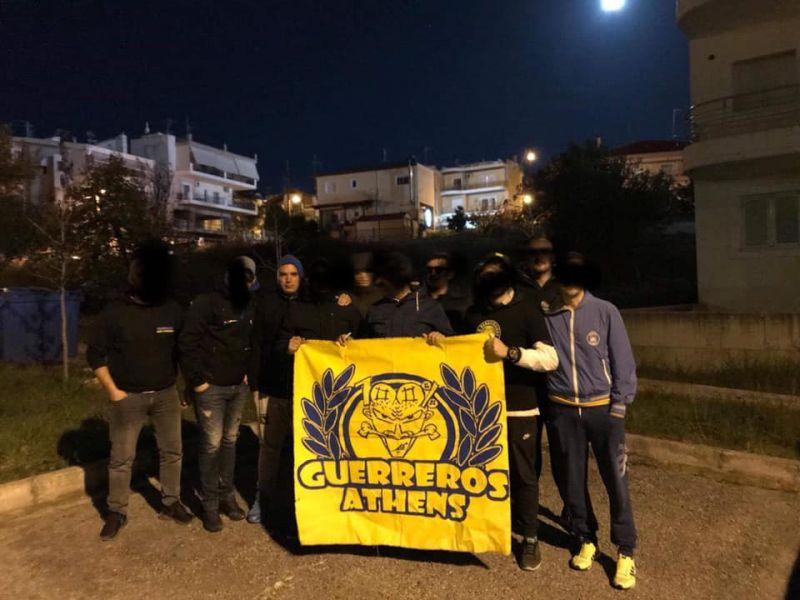 Guerreros Athens Club/est.2006: Καλό ταξίδι φίλε Γιάννη…