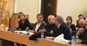 Παρέμβαση Βαρεμένου στη συνεδρίαση του Δημοτικού Συμβουλίου Δήμου Αγρίνιου