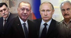 Η Ρωσία τις πετρελαιοπηγές και η Τουρκία τον έλεγχο της…