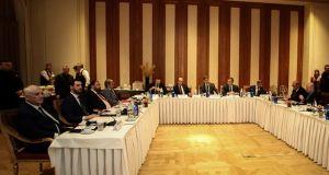 Σε εξέλιξη βρίσκεται η συνάντηση των «Big 4» του ελληνικού…