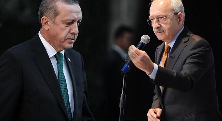 Χαμός στην Τουρκία: Αγωγή από τον Ερντογάν κατά του Κιλιτσντάρογλου