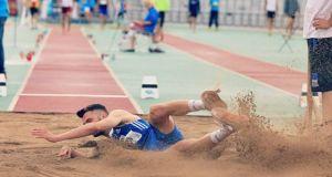 Ο Αγρινιώτης Κωνσταντίνος Σαράκης στο 10° International Jumping meeting