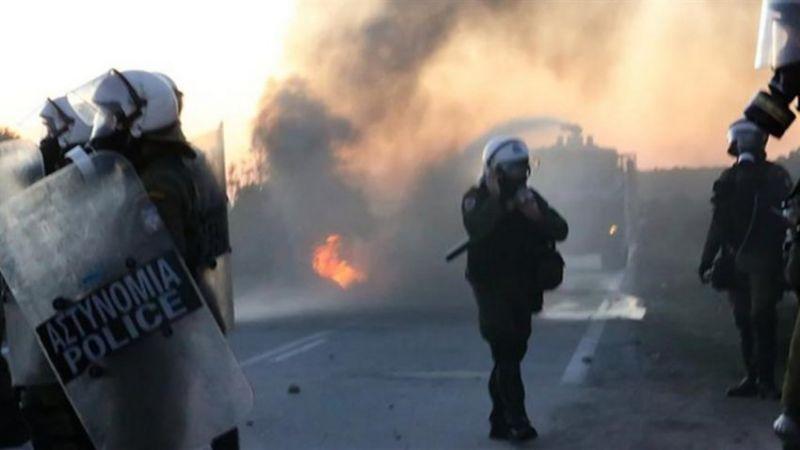 Από την Α.Δ. Αιτωλίας ο ένας από τους τραυματίες αστυνομικούς της Χίου