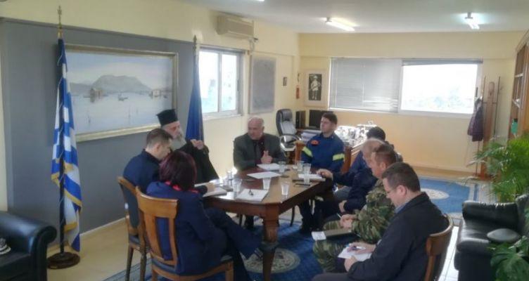 Ι.Π. Μεσολογγίου: Σύσκεψη για τις Εορτές Εξόδου
