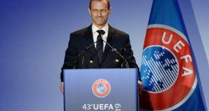Η UEFA για πρωταθλητές και ευρωπαϊκά εισιτήρια εάν υπάρξει οριστική…