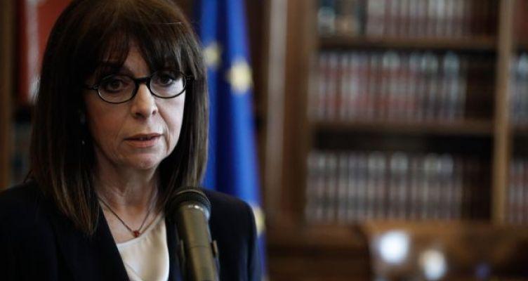 Σακελλαροπούλου – Ριβλίν: Ανάγκη διεθνούς συνεργασίας για την πανδημία