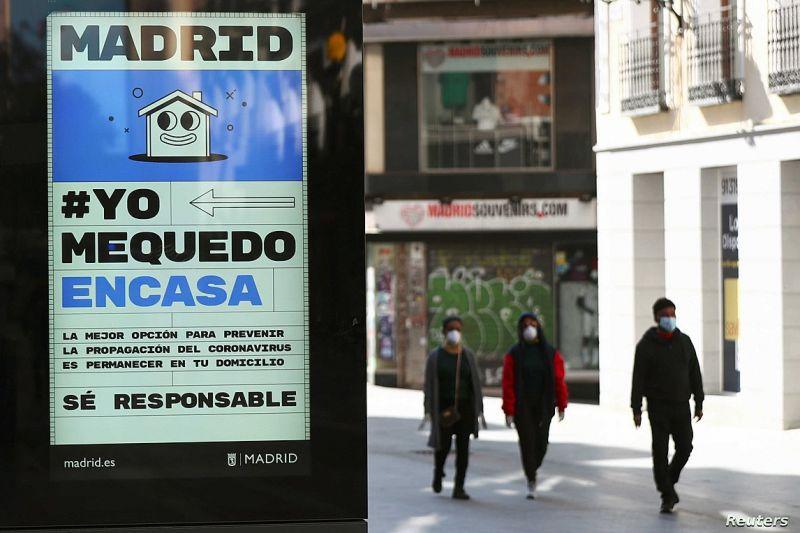 Ισπανία – Κορωνοϊός: Πρώτη ημέρα εφαρμογής των νέων περιοριστικών μέτρων