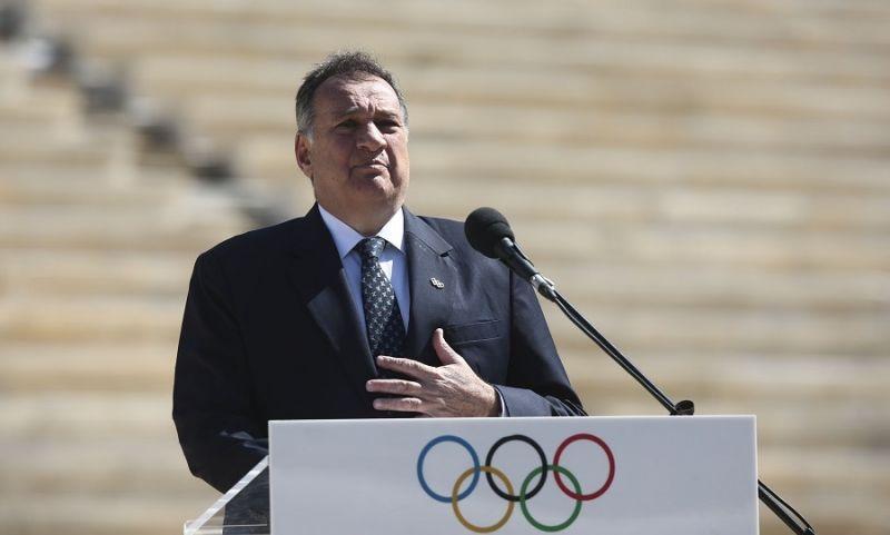 Καπράλος: «Δεν υπήρχε πιο σωστή απόφαση από την αναβολή των Ολυμπιακών Αγώνων»
