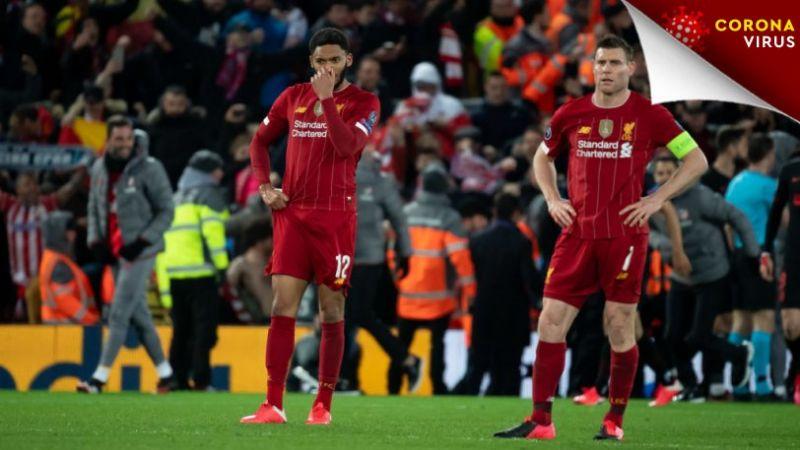 Premier League: «Φωνές» για ακύρωση της σεζόν – Ούτε τώρα θα το πάρει η Λίβερπουλ