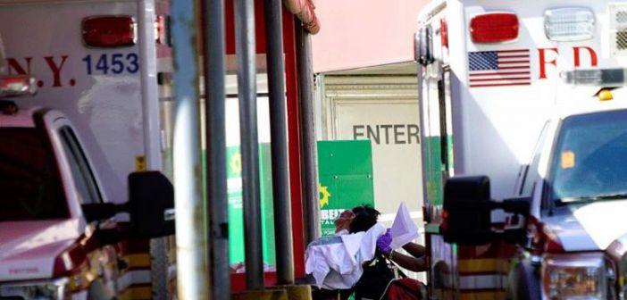 Αγρινιώτης γιατρός στη Νέα Υόρκη για τις κλίνες εντατικής για ασθενείς