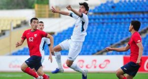 Διακοπή του πρωταθλήματος και στο Τατζικιστάν