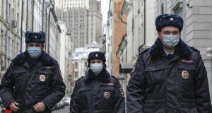 Ισχυρή έκρηξη σε εμπορικό κέντρο στη Μόσχα (Βίντεο)