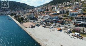 Στο Λιμάνι η Λαϊκή Αγορά στην Αμφιλοχία – Εναέρια βόλτα…