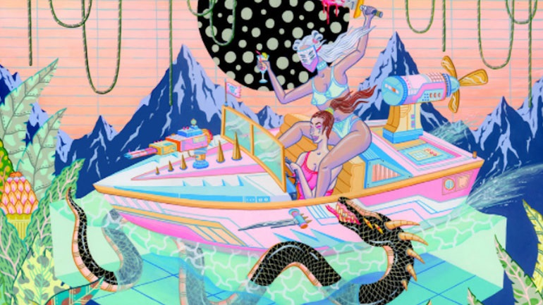 Λος Άντζελες: Ομαδική έκθεση στη γκαλερί Corey Helford με «Φανταστικά Τέρατα»