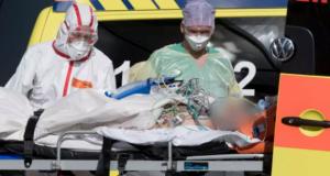 «Πόλεμος» στην Ευρώπη: Πάνω από 60.000 τα θύματα του κορωνοϊού