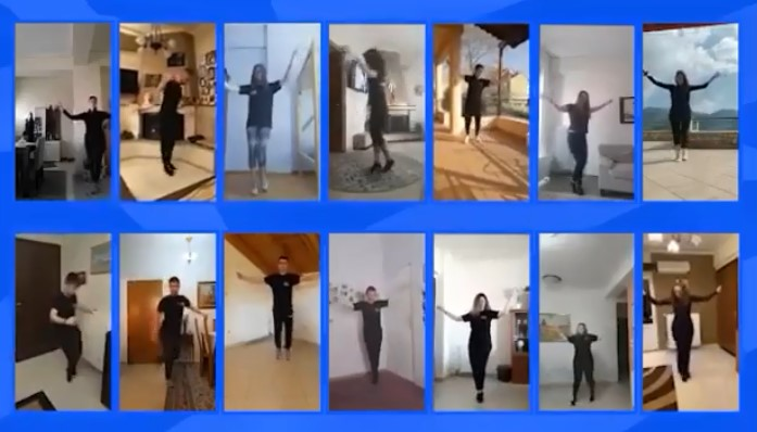 Αγρίνιο: Ο Παγκρήτιος Σύλλογος Αιτωλοακαρνανίας χορεύει… από το σπίτι! (Βίντεο)