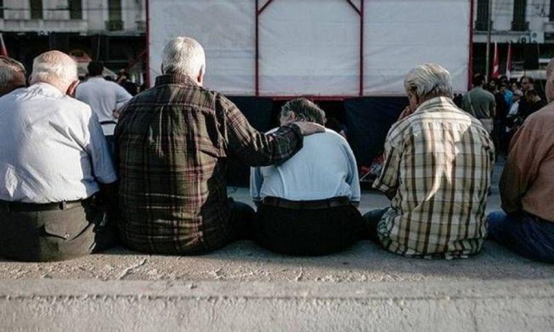 Το Σωματείο Συνταξιούχων Ι.Κ.Α. Αιτωλ/νίας για την Πανελλαδική Συγκέντρωση στην Αθήνα