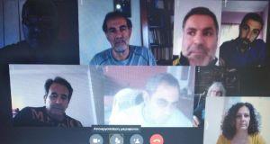 ΣΥ.ΡΙΖ.Α. – Προοδευτική Συμμαχία Ι.Π. Μεσολογγίου: Πραγματοποίησε 2η τηλεδιάσκεψη