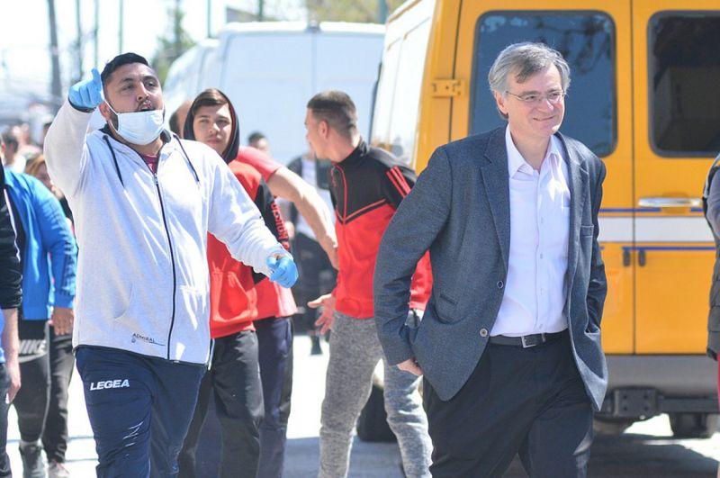 Τσιόδρας: Οι Ρομά δεν είναι απειλή, είναι ευάλωτη ομάδα – θα βοηθήσουν