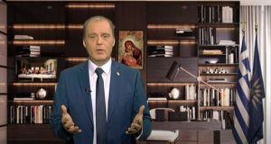 Βελόπουλος: Mένουμε Έλληνες, μένουμε Ορθόδοξοι, μένουμε πιστοί (Βίντεο)