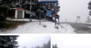 Oρεινή Ναυπακτία: Aνοιξιάτικος Xειμώνας στις πρώτες ημέρες του Απρίλη