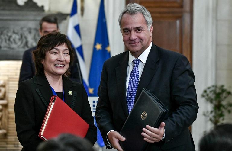 Ολοκληρώνονται οι διαδικασίες εξαγωγής των ελληνικών ακτινιδίων στην Κίνα