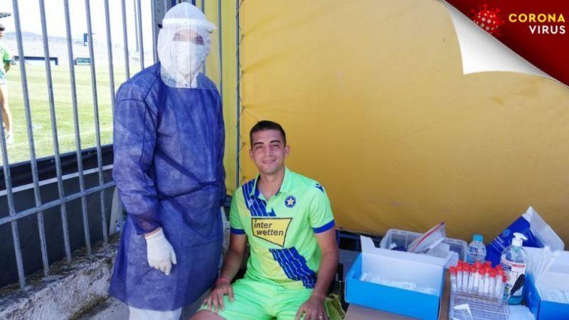 SL1 – Αστέρας Τρίπολης: Αρνητικά όλα τα τεστ για τον ιό πριν το ματς με Παναιτωλικό