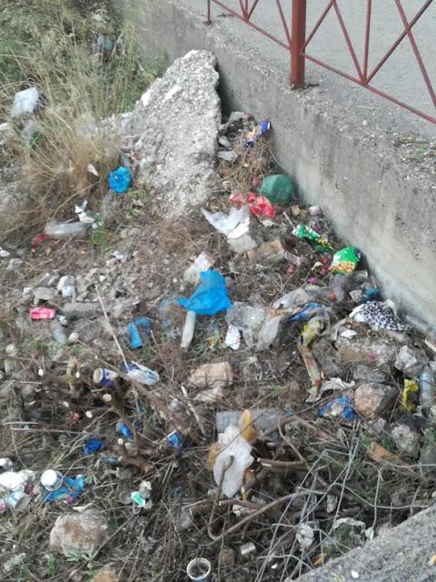 Δράσεις καθαρισμού στην Άνω Κανδήλα