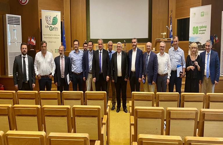 Συνεργασία  με τις Περιφέρειες για την ανάδειξη της Αγροτικής Ανάπτυξης της χώρας