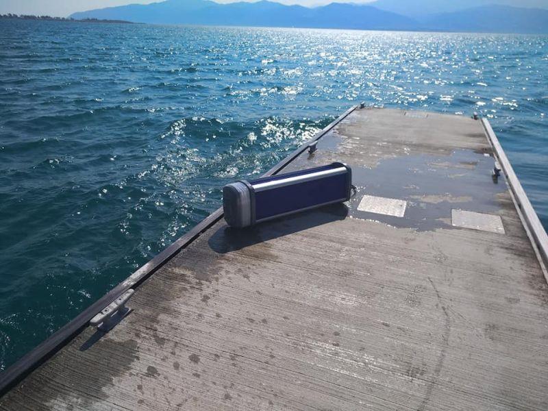 Δολιοφθορές με κινδύνους σε πλωτή εξέδρα και seatrac στη Ναύπακτο