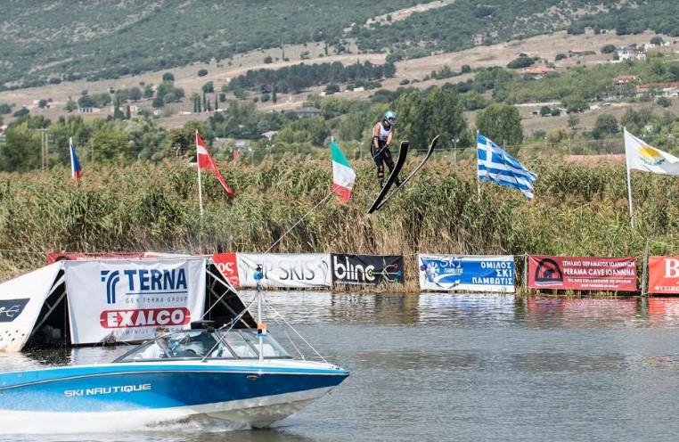 Πανελλήνια Πρωταθλήματα Θαλασσίου Σκι 2020