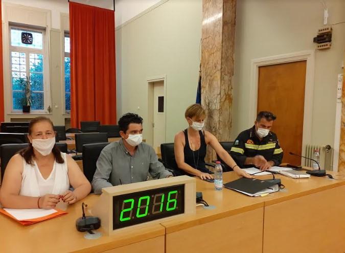 Συνεδρίαση Συντονιστικού Τοπικού Οργάνου του Δήμου Αγρινίου