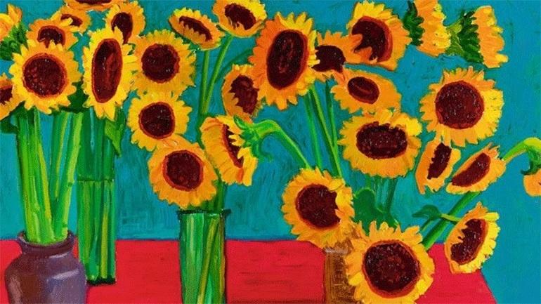 Πίνακας του Ντέιβιντ Χόκνεϊ σε τιμή ρεκόρ