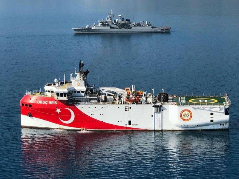 Τουρκία: NAVTEX για άσκηση με πραγματικά πυρά ανοιχτά του Καστελόριζου