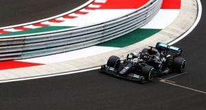 Formula 1 – GP Ουγγαρίας: Ο Χάμιλτον στην πολ ποζίσιον!