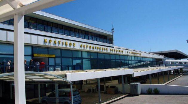 Αναγκαστική προσγείωση στην Κέρκυρα για έναν επιβάτη