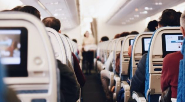 7 κρούσματα κορωνοϊού σε πτήση της TUI από Ζάκυνθο