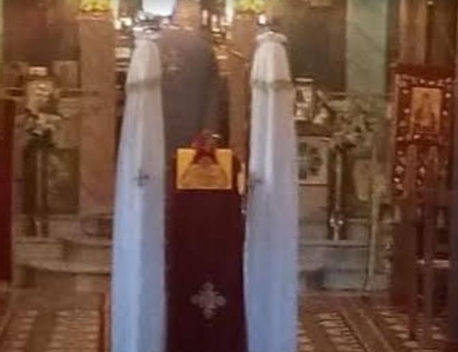 Στην γενέτειρα του την Ανάληψη εορτάστηκε ο Άγιος Καλλίνικος
