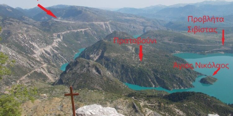 «Άγιος Νικόλαος» μία «βραχονησίδα» ιστορική στον Ορεινό Βάλτο