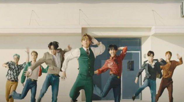 BTS: 17 εκατ. views μέσα σε μία ώρα για το «Dynamite»